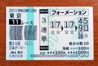 日本ダービー2019的中/競馬予想無料