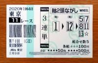 東京新聞杯2020的中/競馬予想無料