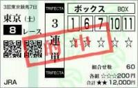 東京ジャンプS2020的中/競馬予想無料