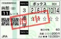 函館記念2020的中/競馬予想無料